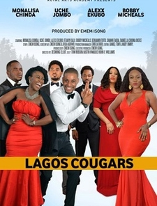 Lagos Cougars Poster