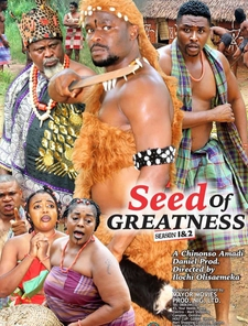Seed of Greatness Poster
