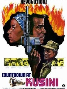 Countdown at Kusini Poster