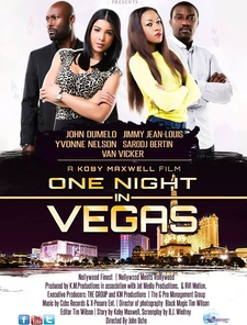 One Night in Vegas Poster