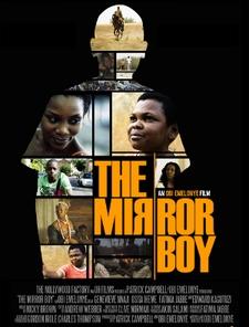 The Mirror Boy Poster