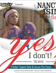 Yes I don't Poster