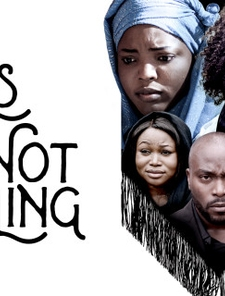 Girls Are Not Smiling Poster