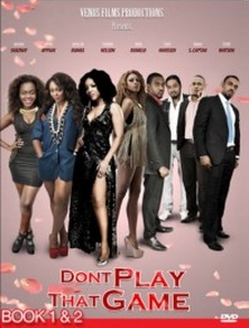 Don't Play That Game Poster