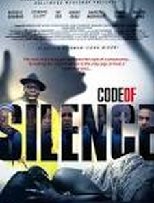 Code of Silence Poster