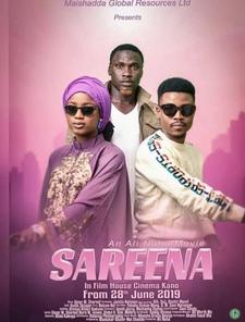 Sareena Poster