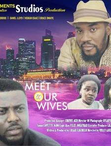 Meet Our Wives Poster