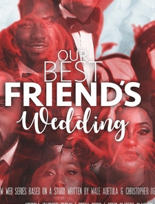 Our Best Friend's Wedding Poster