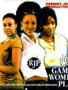Games Women Play Poster