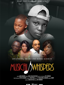 Musical Whispers Poster