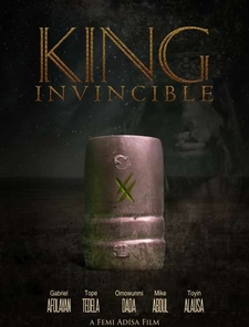 King Invincible Poster