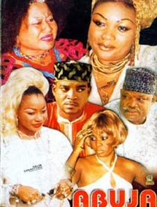 Abuja Connection Poster