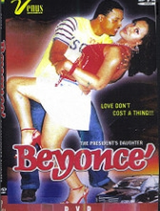 Beyonce The President's Daughter Poster