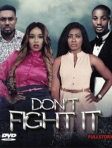 Don't Fight It Poster