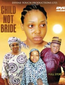 CHILD NOT BRIDE Poster