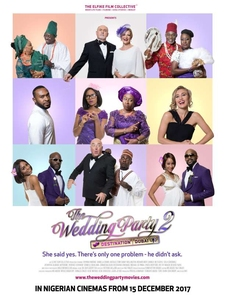 The Wedding Party 2 - Destination Dubai Poster