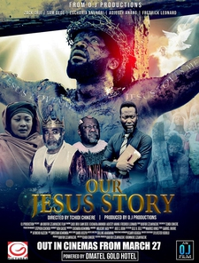 Our Jesus Story Poster