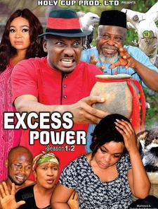 Excess Power Poster