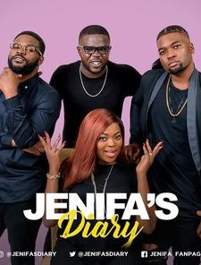 Jenifa's Diary Poster