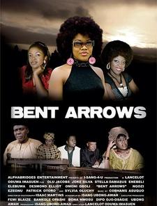 Bent Arrows Poster