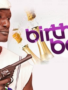 Birthday Bash Poster