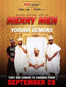 Merry Men: The Real Yoruba Demons Poster