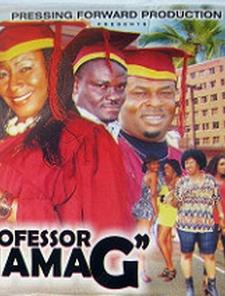 Professor Mama G Poster