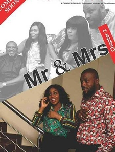 Mr & Mrs Chapter 2 Poster