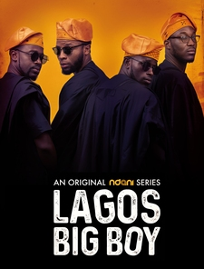 Lagos Big Boy Poster