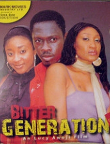 Bitter Generation Poster