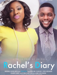 Rachel's Diary Poster