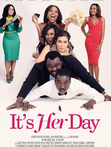 It's Her Day Poster