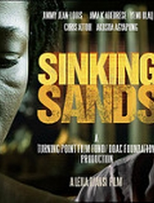 Sinking Sands Poster