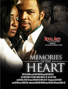 Memories Of The Heart Poster