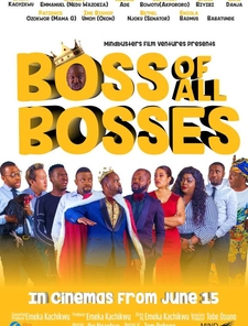 Boss of All Bosses Poster