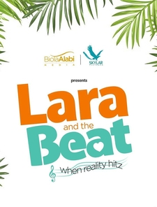 Lara and the Beat Poster