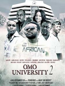 Omo University 2 Poster