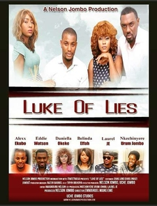 Luke of Lies Poster
