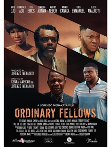 Ordinary Fellows Poster