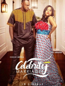 Celebrity Marriage Poster