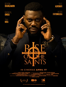 Rise of the Saints Poster