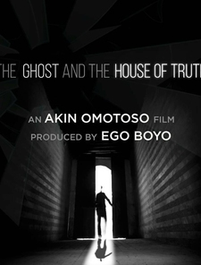 The Ghost and the House of Truth Poster