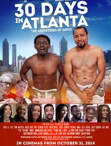 30 Days in Atlanta Poster
