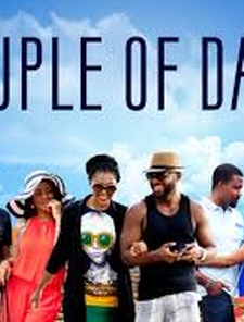 Couple of Days Poster