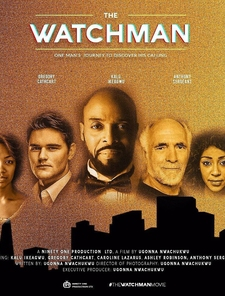 The Watchman Poster