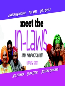 Meet The Inlaws Poster