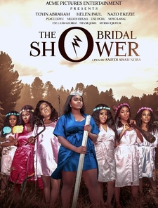 Bridal Shower Poster