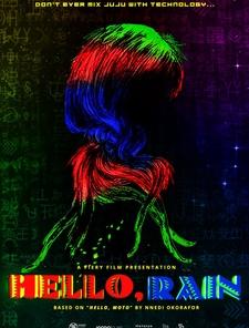 Hello, Rain Poster
