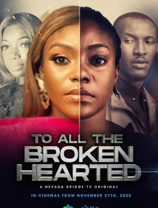 For the Broken Hearted Poster
