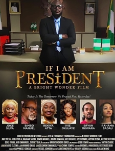 If I Am President Poster